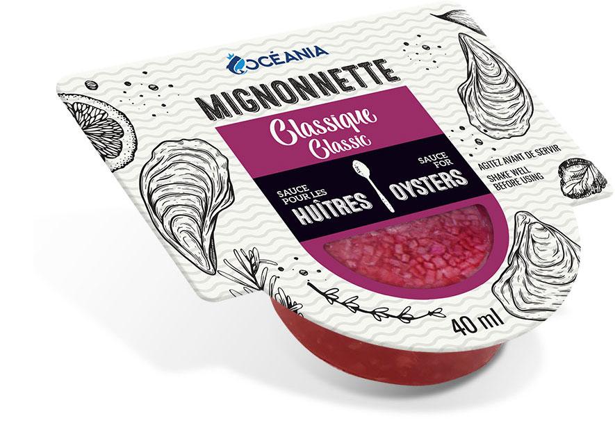 Sauce Mignonette Classique - Classic